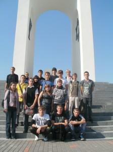 Экскурсия в Дробицкий Яр